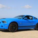 Photo Ford Mustang Shelby 2012