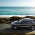 Photo officielle du Porsche Macan