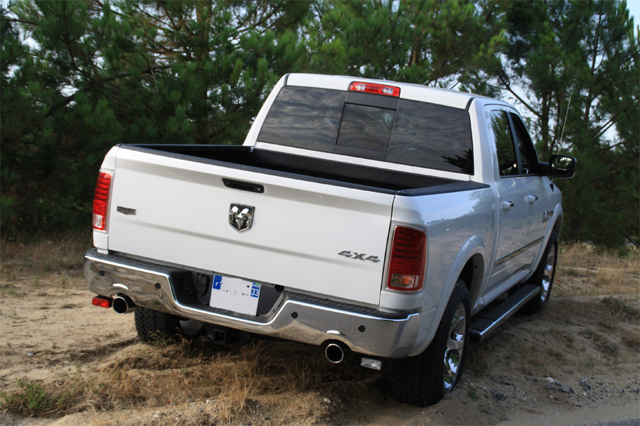 Photo du pick up Dodge RAM