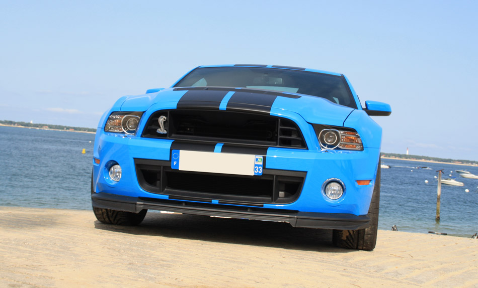 une des muscle cars les plus célèbres : la Shelby GT