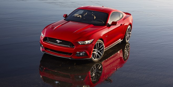 ford annonce une nouvelle mustang pour 2014. Black Bedroom Furniture Sets. Home Design Ideas