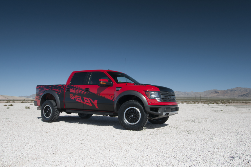 la version shelby du pick up ford f150 raptor. Black Bedroom Furniture Sets. Home Design Ideas