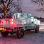 Le pick up de glace construit au Canda