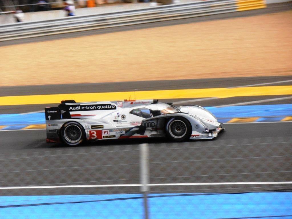 Prototype Ausi 24 Heures du Mans 2013