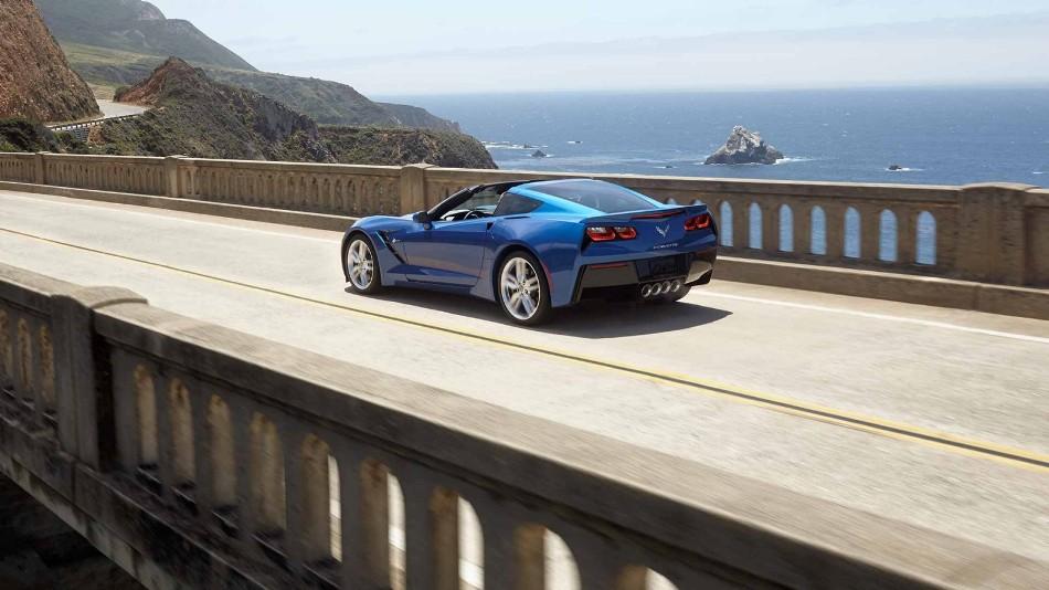 La Corvette C7 Stingray, une idée de cadeau pour la Saint Valentin