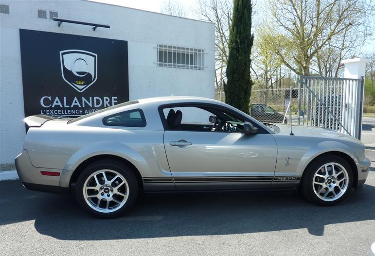La Ford Mustang fête ses 50 ans