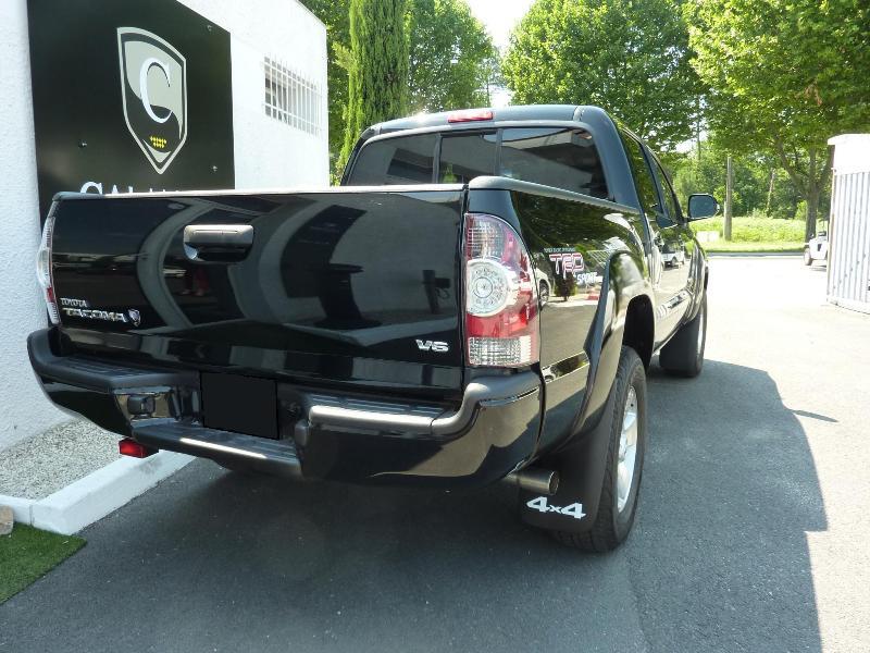 Le Toyota Tacoma, un pick up pouvant bénéficier de l'installation d'un kit GPL