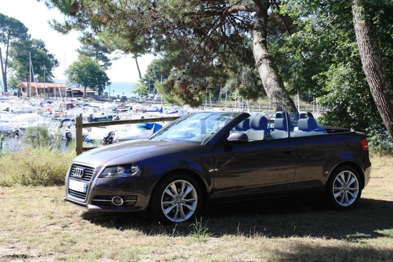 Audi A3 carbriolet
