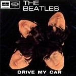 "The Beatles ""Drive my car"""