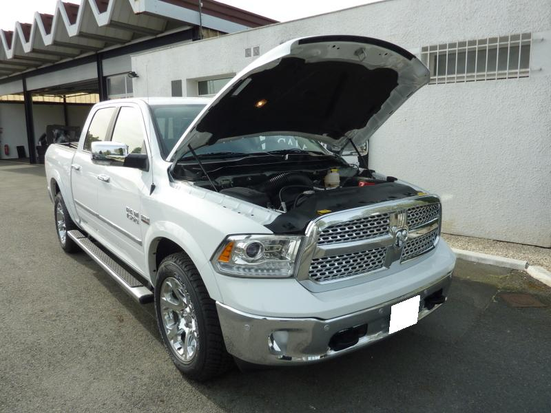 Dodge RAM : zoom sur les carburants disponibles