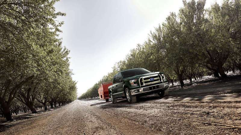 La version 2015 du Ford F150