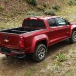 Le pick up connecté Chevrolet Colorado