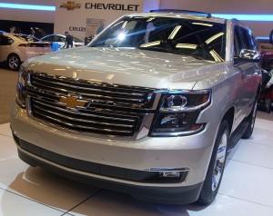 Le Chevrolet Tahoe de 2015