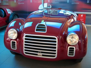La Ferrari 125S