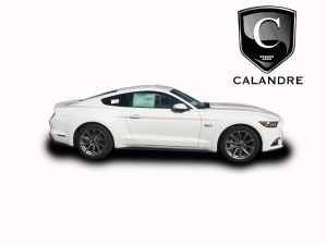 La Mustang édition spéciale 50ème anniversaire