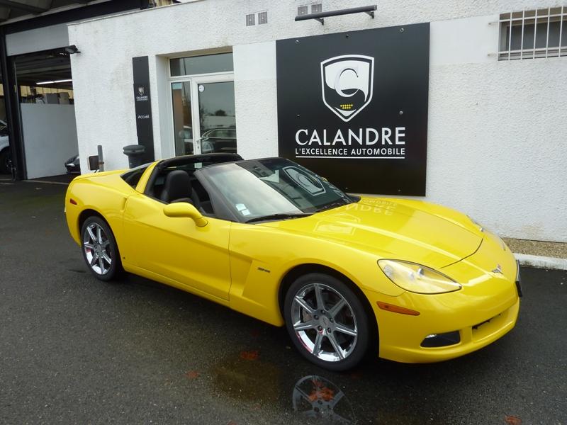 La Corvette C6 ZHZ en édition limitée