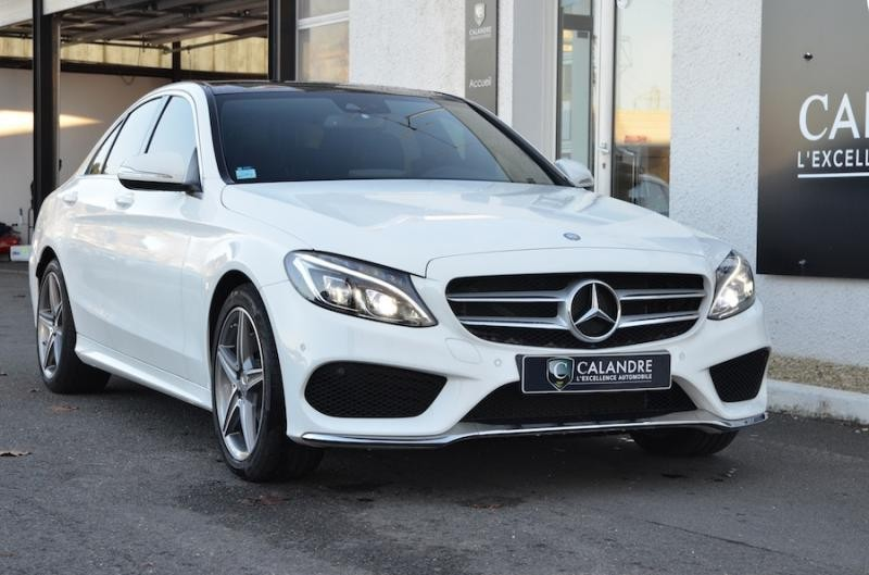 Simple et efficace, la Mercedes Classe C