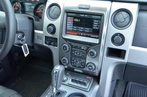 Les équipements du pick up Ford F150