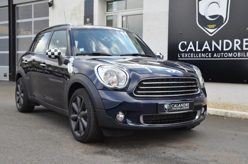 Le Mini Countryman 2014