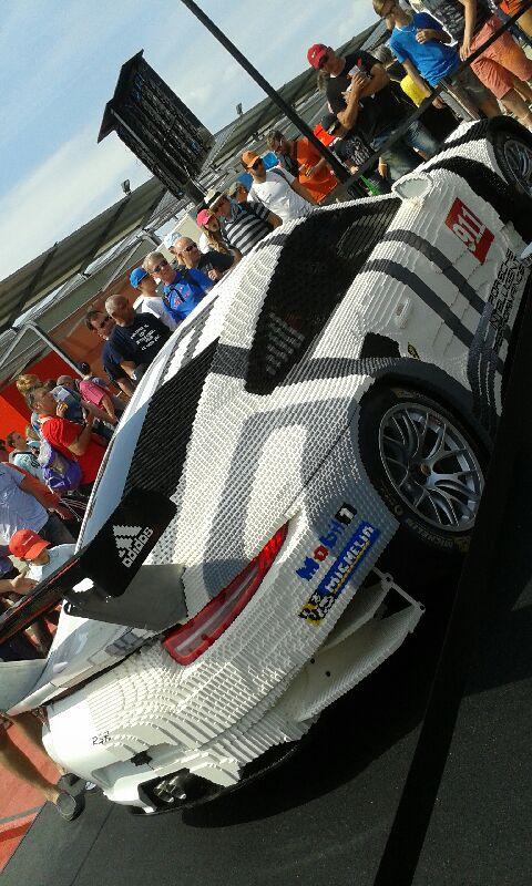 Porsche Lego 24 Heures du Mans 2015