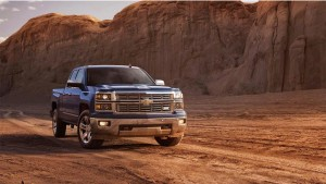 Pick up Chevrolet Silverado