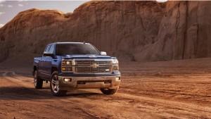 Pick up Chevrolet Silverado