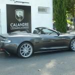 Aston Martin cabriolet DBS Volante