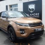 4x4 Range Rover Evoque