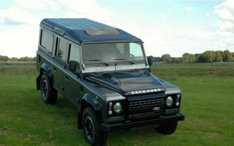 4x4 Land Rover Defender