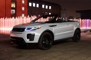 Rave Rover Evoque Convertible