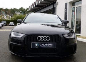 Calandre break Audi RS4