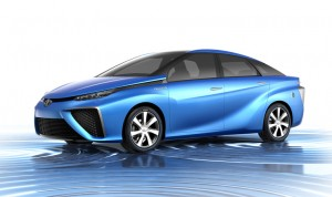 Toyota concept FCV