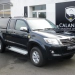 Pick up Toyota Hilux