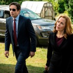 Mulder, Scully et le Ford Explorer 2016 dans The X-Files