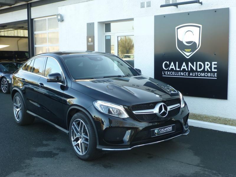 Mercedes classe GLE coupé