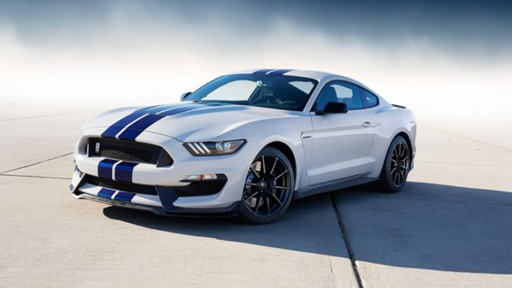 Muscle car Mustang Shelby GT350