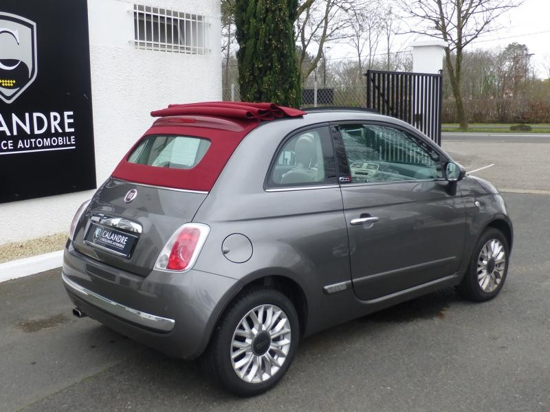 roulez branch et cheveux au vent en fiat 500c. Black Bedroom Furniture Sets. Home Design Ideas