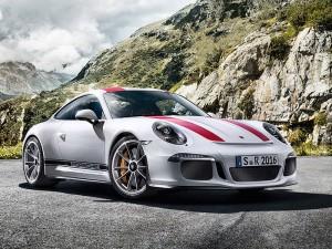 Porsche 911 R Genève 2016