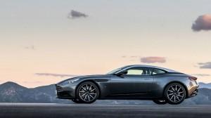 Nouvelle Aston Martin DB11 Genève