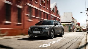 Audi Q2 salon Genève 2016