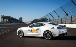 Chevrolet Camaro Indy 500 pace car 2016