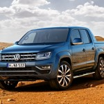 Design du nouveau pick up Amarok