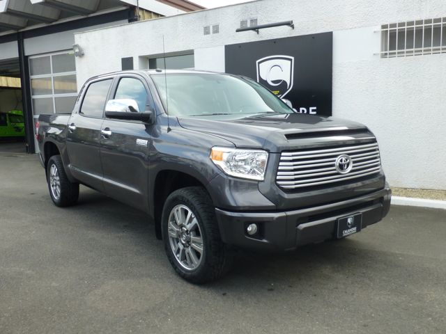 Le pick up Toyota Tundra 2016