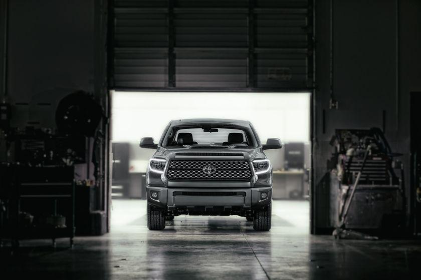 Le nouveau Toyota Tundra TRD Sport 2018