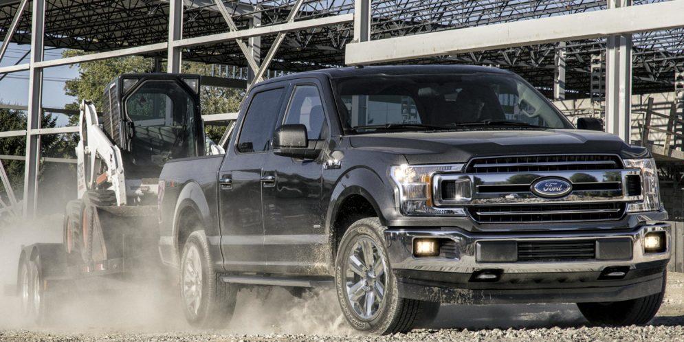 Tout sur le pick up Ford F150 2018: beau et intelligent