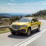 Mercedes lance son premier pick up en 2018