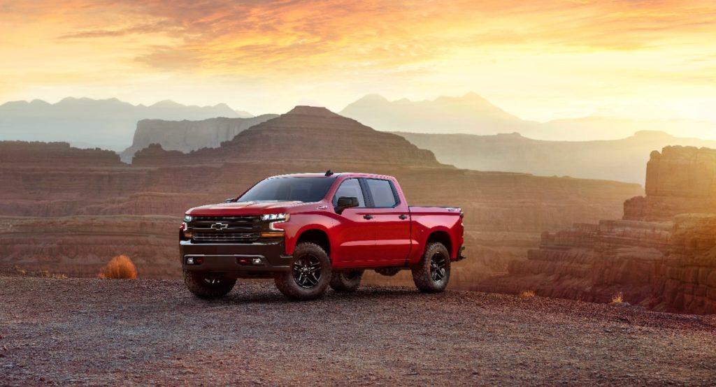 Chevrolet dévoile le Silverado 2019