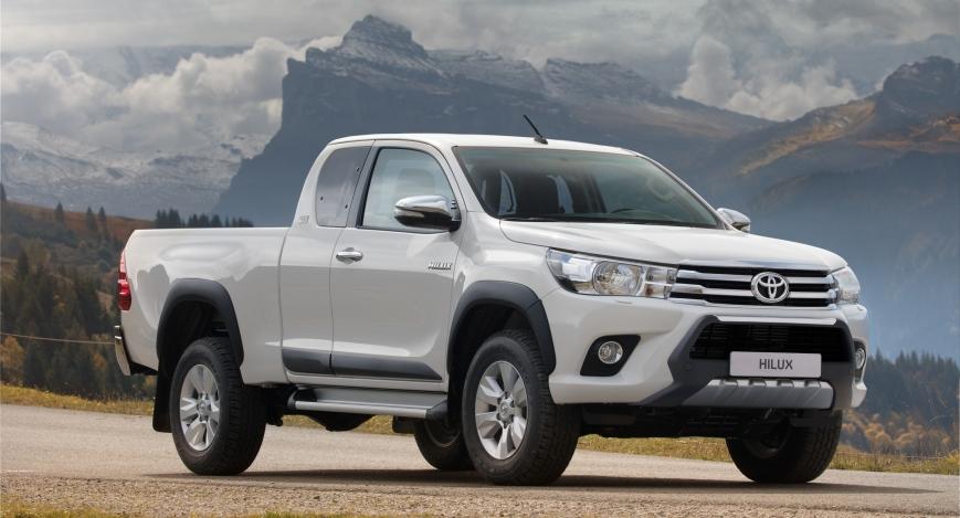 Le Toyota Hilux Légende Sport 2018, des arguments pour séduire !