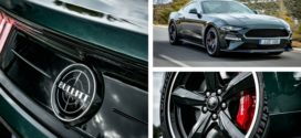 La Ford Mustang édition Bullitt sera disponible en Europe !