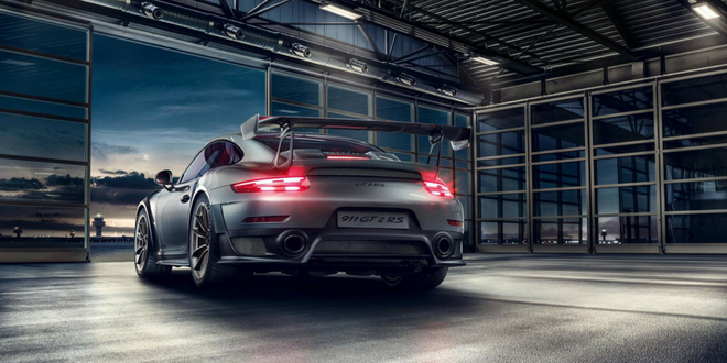 La 911 GT2 RS : une Porsche d'exception